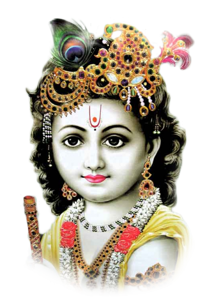 Lord Krishna Cut Out PNG Images