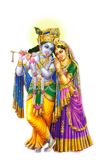 Lord Krishna Vector PNG Images