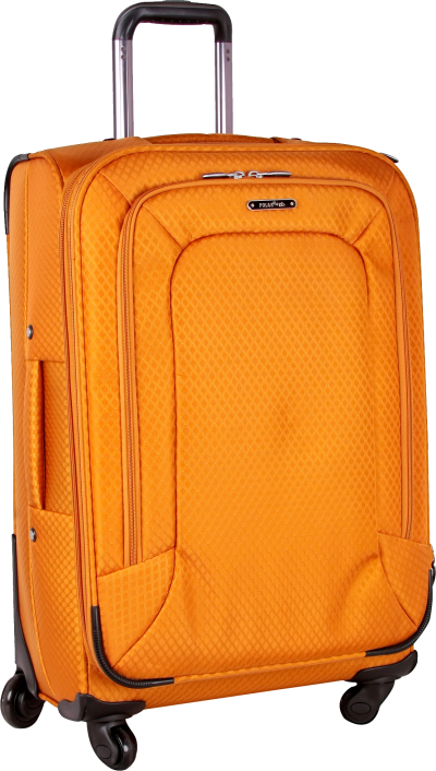 Orange Luggage High Quality Picture