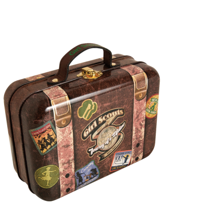 Luggage  Travel Suitcase Image