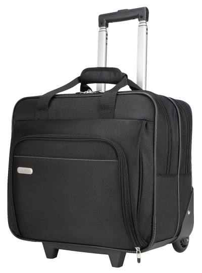 Black Hand Luggage Transparent PNG Images