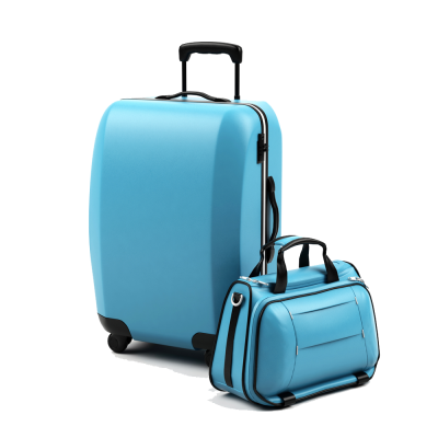 Simple Luggage Transparent Background PNG Images