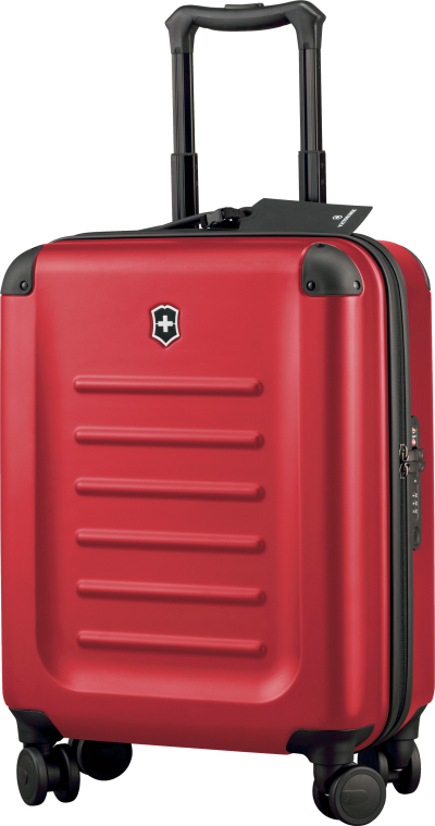 Red Elegant Luggage Picture
