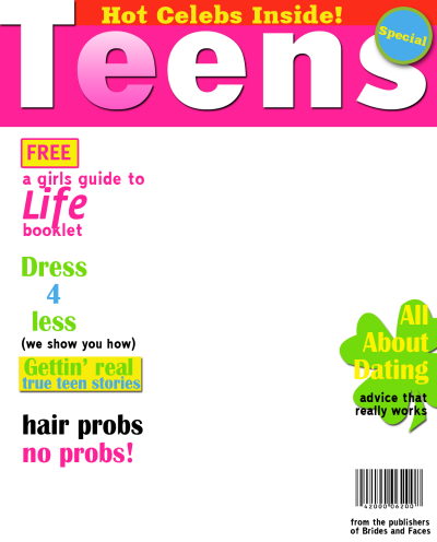 Fake Magazine Cover Template Png Pictures PNG Images