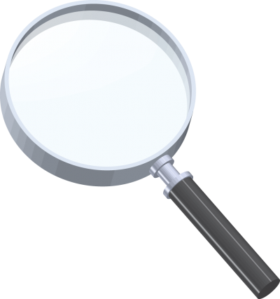 Magnifying Clipart Photo PNG Images