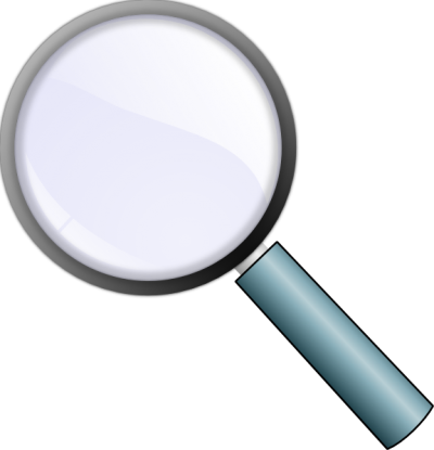 Magnifying Clipart File PNG Images