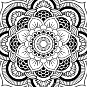 Mandala Tattoos Png Transparent Pictures PNG Images