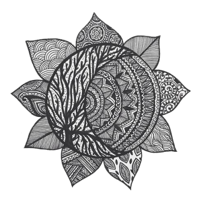 Mandala Tattoos Transparent images PNG Images