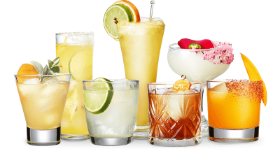 Patron Margarita Cut Out PNG Images