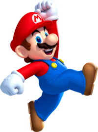 Mario Bros Run Clipart Photo PNG Images