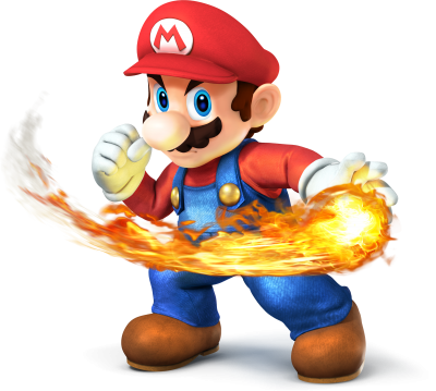 Fire Mario Bros High Quality PNG