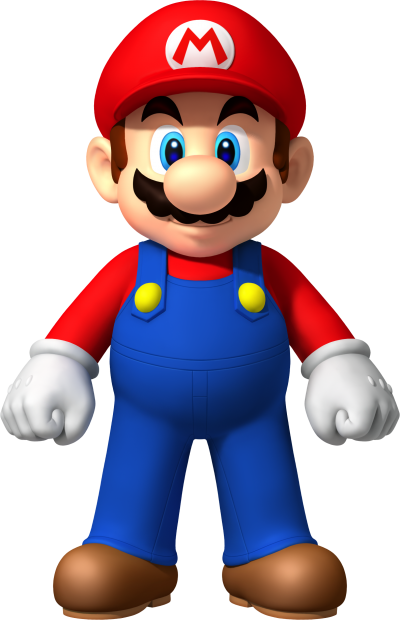 Mario Bros Transparent Background PNG Images