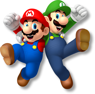 Mario Bros Vector PNG Images