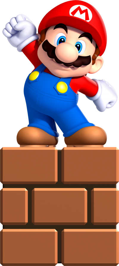 Mario Transparent Picture PNG Images