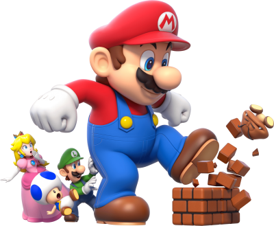 Mario Bros Free PNG PNG Images