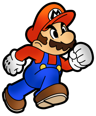 Mario Picture PNG Images