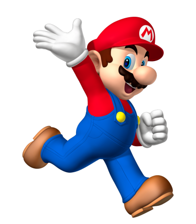 Super Mario Cut Out PNG Images