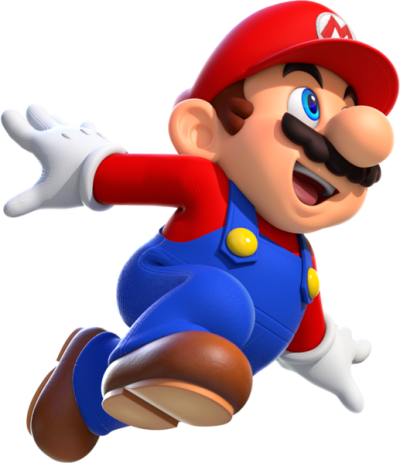 Mario Vector PNG PNG Images