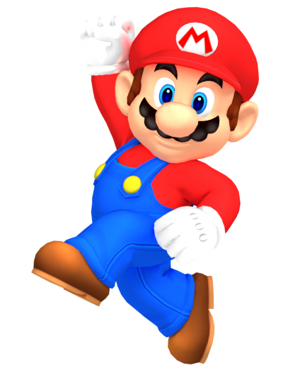 Super Mario Hd Photo PNG Images