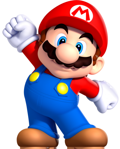 Mario Transparent Image PNG Images