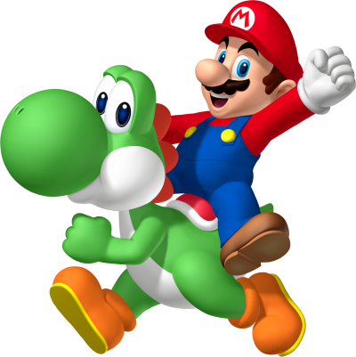 Mario Cut Out PNG Images