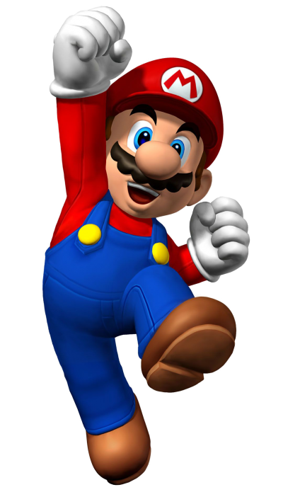 Mario Hd Image PNG Images