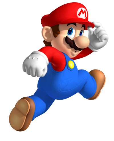 Mario Vector PNG Images