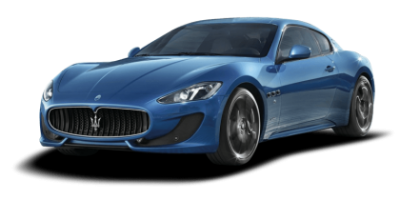 Blue Maserati Photos PNG Images