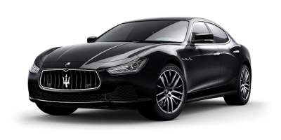 Maserati Black Transparent Image