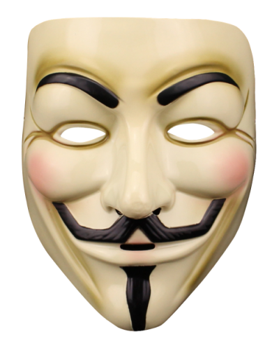 Anonymous Mask Png Transparent Image