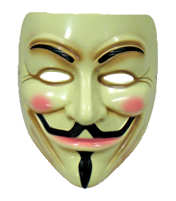 Anonymous Mask Png Transparent Pictures PNG Images