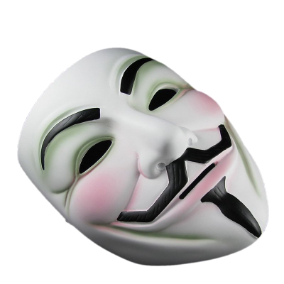 Anonymous Mask Transparent Png