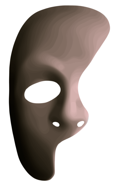 Clear Cut Mask Png PNG Images