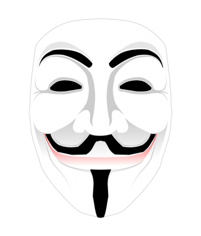 Guy Fawkes Mask PNG Images