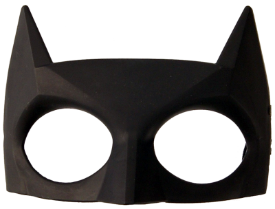 Happy Meal Toy Set Beware The Batman Mask Png