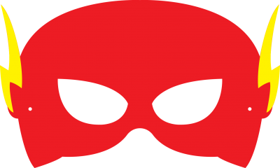 Red Natural Mask Png