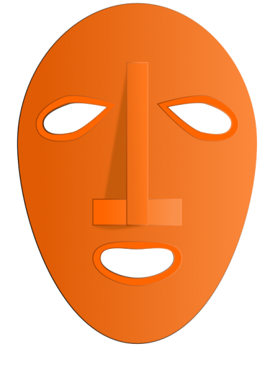Traditional African Mask Png PNG Images