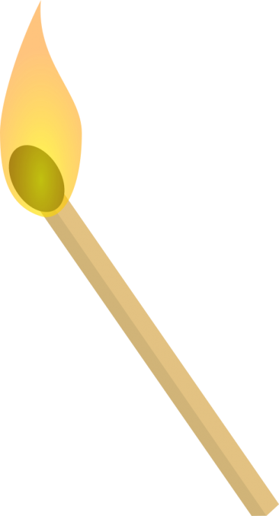 Matches Burning Png PNG Images