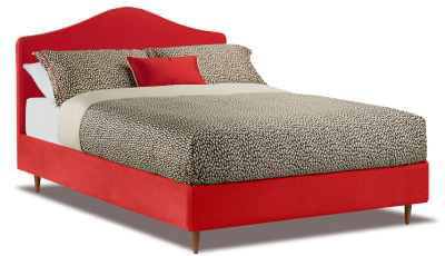 Red Bed,  Cushion Pillow, Chipboard, Wood, Classic Mattress, Png