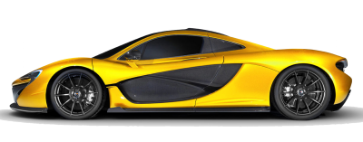 Mclaren Free Cut Out PNG Images
