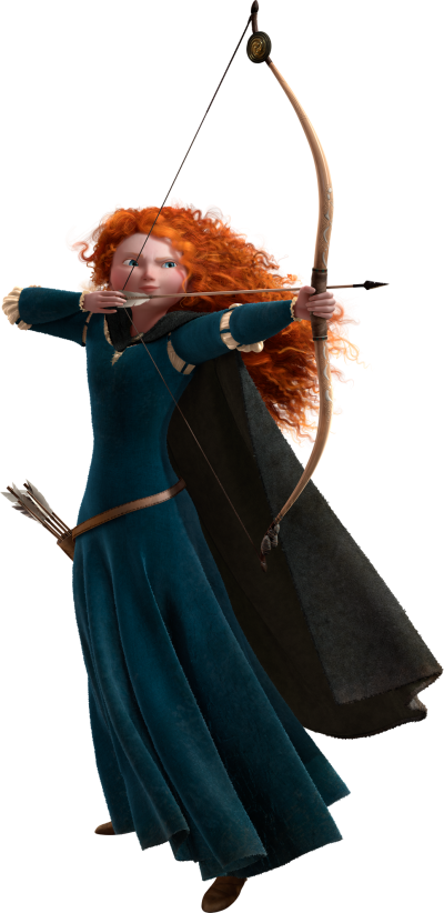Disney Merida Png Transparent Image