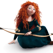Disney Merida Png Transparent Pictures   PNG Images