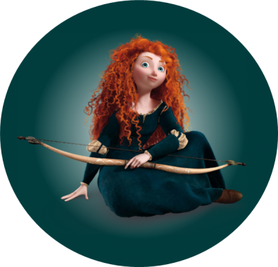 Disney Princess Merida Archer Images