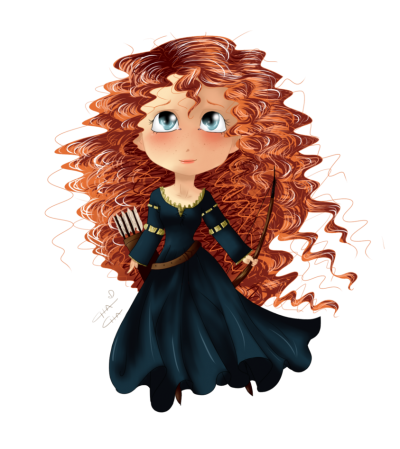 Merida Black And Red Png PNG Images