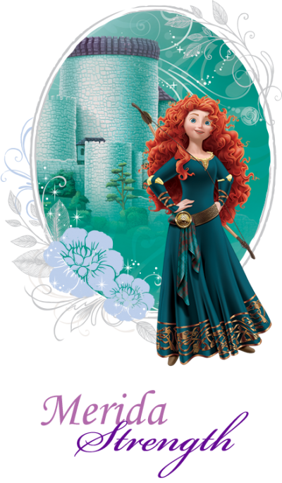Merida Reredesign Png PNG Images