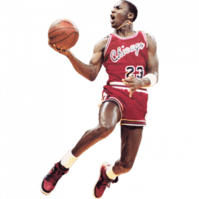 Michael Jordan Cut Out PNG Images