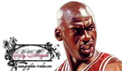 Michael Jordan Cut Out Png PNG Images