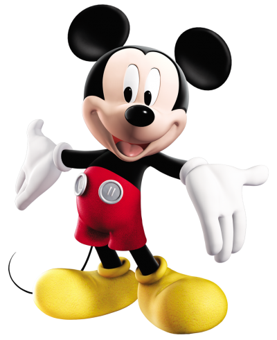 Open Hand Mickey Mouse images Photo PNG Images