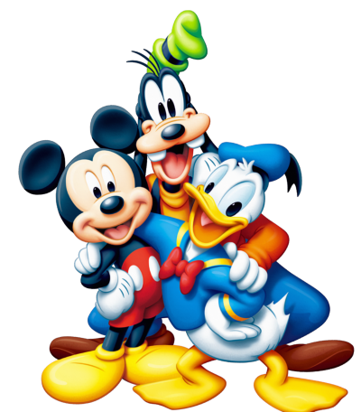 Mickey Mouse Png Transparent And Friends PNG Images