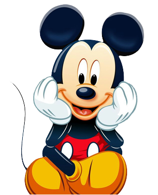 Happy Mickey Mouse Transparent Png, Mouse, Toy, Sticker PNG Images